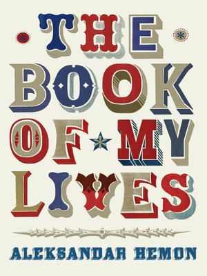 cover image of The Book of My Lives
